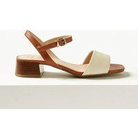 MandS Collection Ankle Strap Sandals