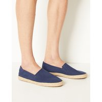 M&S Collection Slip-on Espadrilles with Freshfeet