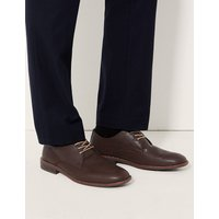 M&S Collection Lace-up Derby Shoes with Freshfeet