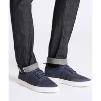 M&S Collection Lace-up Casual Trainers