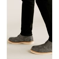 MandS Collection Lace-up Chukka Boots