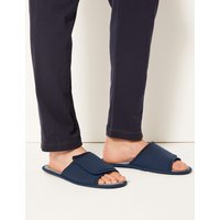 M&S Collection Riptape Slider Slippers