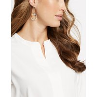 M&S Collection Circle Drop Earrings