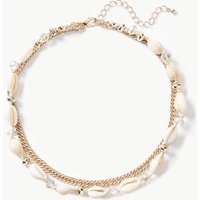 M&S Collection Sea Shells Necklace