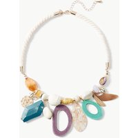 M&S Collection Charms Necklace