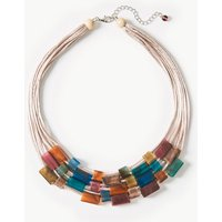 M&S Collection Connect Tube Collar Necklace