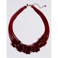 M&S Collection Connect Tube Necklace