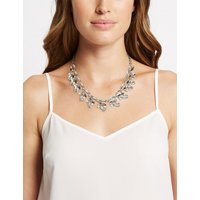 M&S Collection Crystal Mix Collar Necklace