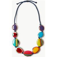 M&S Collection Splashed Pebbles Necklace