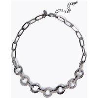 M&S Collection Colour Block Chain Necklace