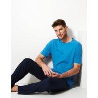 M&S Collection Pure Cotton Pyjama Set