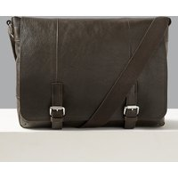 Autograph Leather Messenger Bag