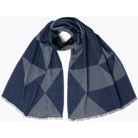 M&S Collection Jacquard Diamond Design Blanket Scarf