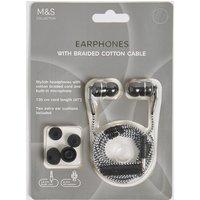 M&S Collection In-Ear Earphones
