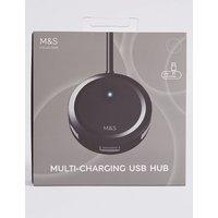 M&S Collection Multi Charging USB Hub