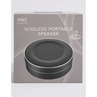 M&S Collection Wireless Portable Speaker