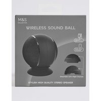 M&S Collection Wireless Sound Ball