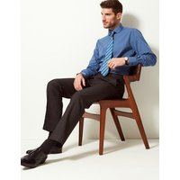 MandS Collection Pure Cotton Tailored Fit Shirt