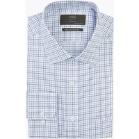 MandS Collection Cotton Regular Fit Tattersall Checked Shirt