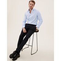 MandS Collection Luxury Pure Cotton Tailored Fit Shirt