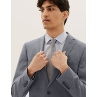 MandS Collection The Ultimate Grey Slim Fit Jacket
