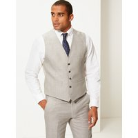 MandS Collection Tailored Fit Waistcoat