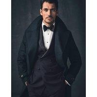 David Gandy for Savile Row Inspired Pure Wool Overcoat