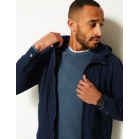 M&S Collection Pure Cotton Anorak Jacket