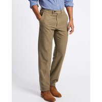 M&S Collection Big & Tall Pure Cotton Moleskin Chinos