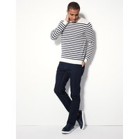 M&S Collection Big & Tall Tapered Fit Stretch Jeans