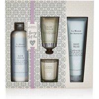 La Maison de Senteurs Fleurs De France Luxury Gift Box