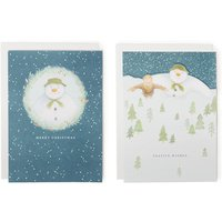 The Snowman Charity Christmas Cards - Pack of 20