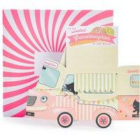 Granddaughter Pop-up Ice-cream Van
