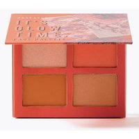 M&S Obsessed Glow and Contour Face Palette - Nude, Nude