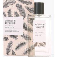 M&S Collection Mimosa & Bergamot Eau de Toilette 100ml