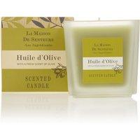 La Maison de Senteurs Les Ingredients Huile d'Olive Scented Candle 200g