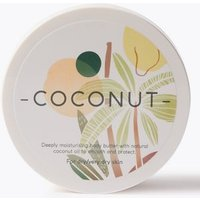M&S Nature'S Ingredients Womens Coconut Body Butter 200ml - 1SIZE