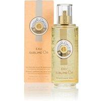 M&S Roger&Gallet Bois D'Orange Golden Shimmer Eau Fraiche Fragrance 100ml - 1SIZE