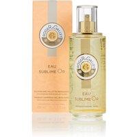 Roger&Gallet Bois D'Orange Golden Shimmer Eau Fraiche Fragrance 100ml