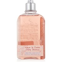 L'Occitane Cherry Blossom Bath & Shower Gel 250ml.