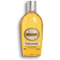 M&S L'Occitane Womens Almond Shower Oil 250ml - 1SIZE