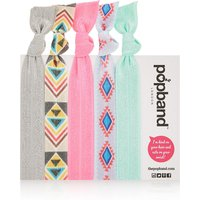 Popband London Tribal Multi Pack of Hair Ties