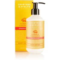 Crabtree & Evelyn Citron & Coriander Body Lotion 250ml at Marks and Spencer Online