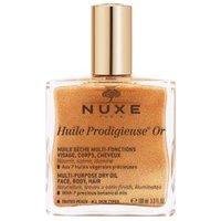 M&S Nuxe Huile Prodigieuse® Multipurpose Golden Shimmer Oil 100ml - 1SIZE