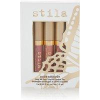 Stila Nude Attitude Liquid Lipstick Set