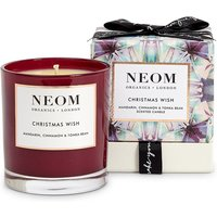 Neom Organics London Christmas Wish 1 Wick Candle