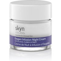 Skyn ICELAND Oxygen Infusion Night Cream 56g.