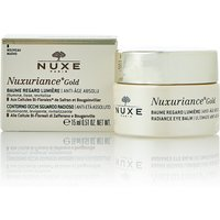 NUXE Nuxuriance Gold-Nutri-Replenishing Eye Cream 15ml