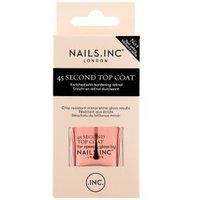 MandS Nails Inc. Womens 45 Second Retinol Top Coat 14ml - 1SIZE
