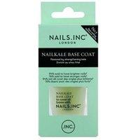M&S Nails Inc. Womens Nail Kale Base Coat 14ml - 1SIZE